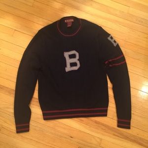 Brooks Brothers boy's sweater M